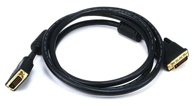DVI to DVI Cable, 6ft (~2m)